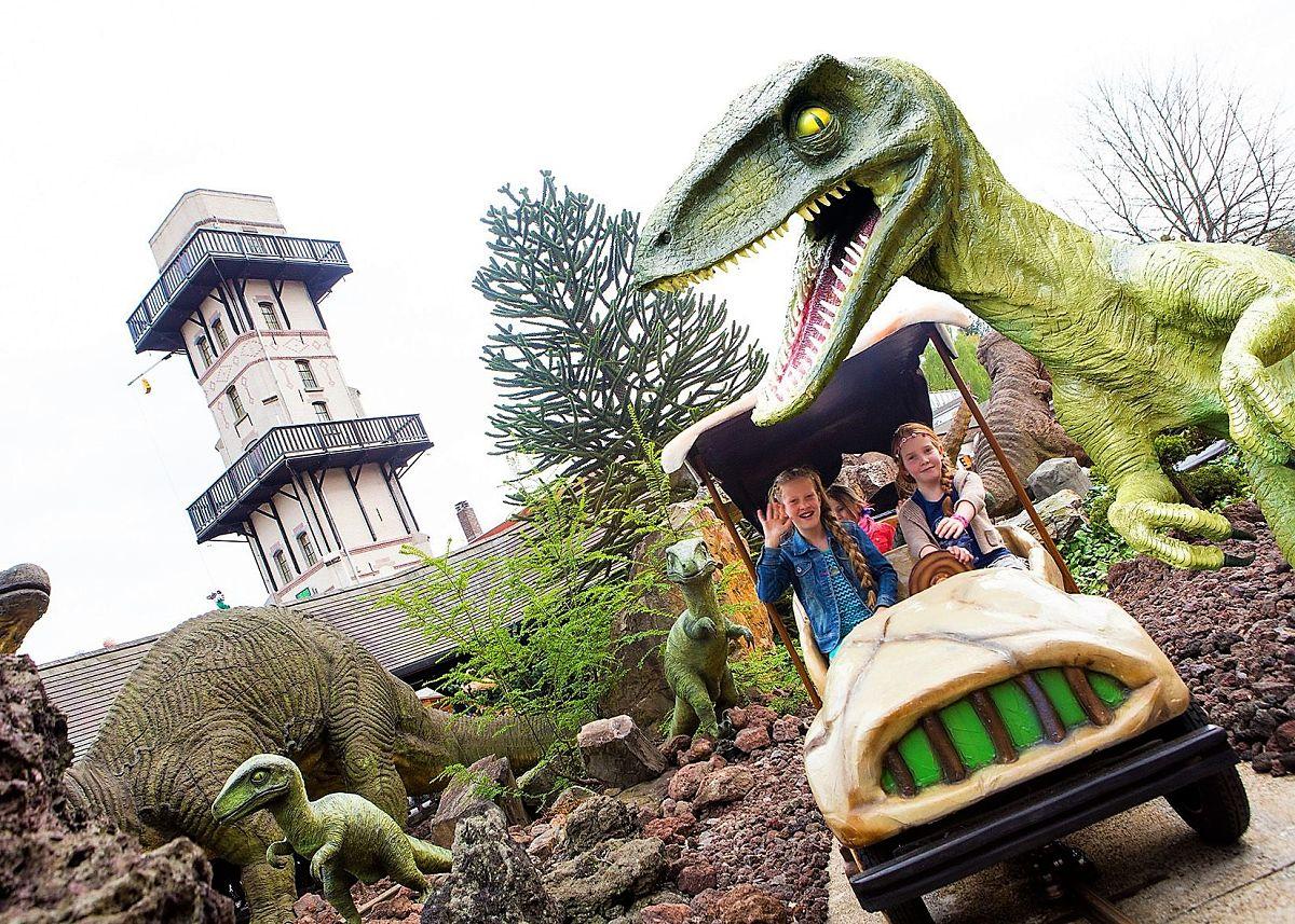 Dino Toer in Julianatoren